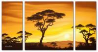 Wandbilder Chanel Simon AFRICAN SUN - EDITION