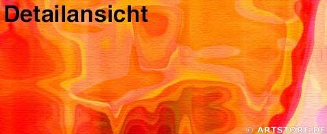 Wandbild Jack Dyrell INDEPENDENCE Detailausschnitt