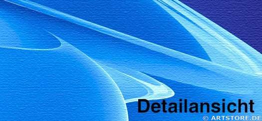 Wandbild Jack Dyrell NEVER ENDING BIG Detailausschnitt