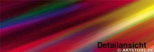 Wandbild Jack Dyrell WARP 3 Detailausschnitt