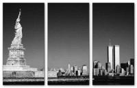 Wandbilder Jack Dyrell OLD NY SKYLINE - USA