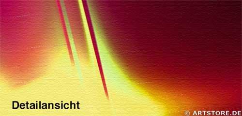 Wandbild Jack Dyrell SUPERNOVA Detailausschnitt
