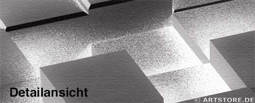 Wandbild Jack Dyrell UPS AND DOWNS Detailausschnitt