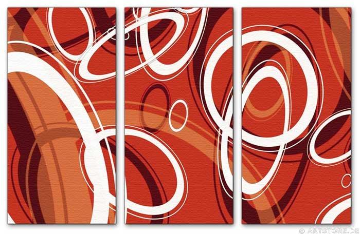 Wandbild Jack Dyrell RETRO STYLE