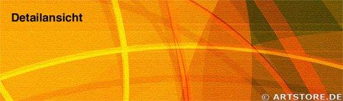 Wandbild Jack Dyrell MODERN FLOWERS Detailausschnitt