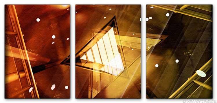 Wandbild Jack Dyrell MODERN ARCHITECTURE