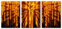 Wandbilder Jack Dyrell ENERGY MATRIX