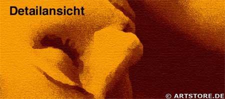 Wandbild Jack Dyrell WAITING NUDE - AKT Detailausschnitt