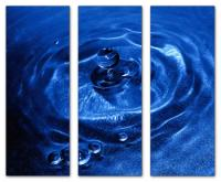 Wandbilder Jack Dyrell BLUE DROP