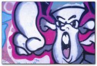 Wandbilder Jack Dyrell GRAFFITY
