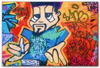 Wandbilder Jack Dyrell GRAFFITY II