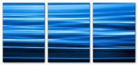 Wandbilder Jack Dyrell FLOWING BLUE