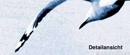 Wandbild Jack Dyrell TAI CHI Detailausschnitt