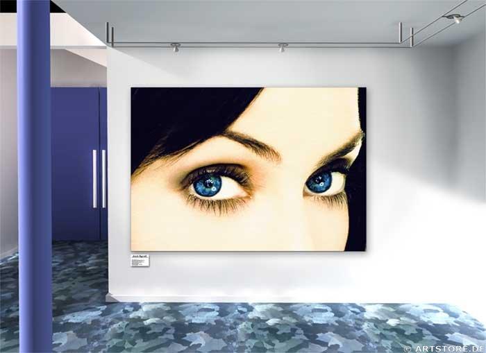 Wandbild Jack Dyrell FIRST VIEW Wohnbeispiel