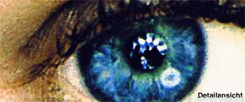 Wandbild Jack Dyrell FIRST VIEW Detailausschnitt
