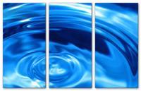 Wandbilder Jack Dyrell BLUE RAZER