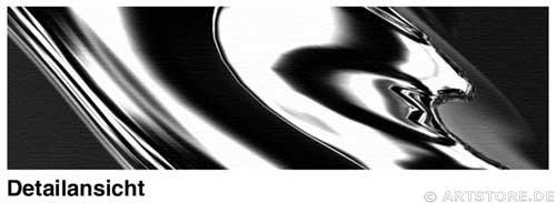 Wandbild Jack Dyrell NEVER ENDING TIME Detailausschnitt
