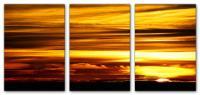 Wandbilder Jack Dyrell SUNSET GOLD