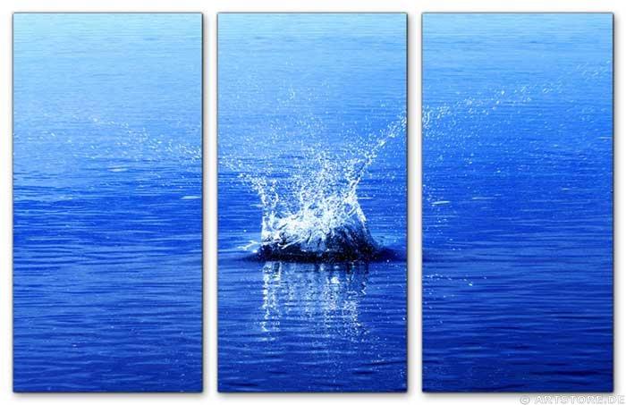Wandbild Jack Dyrell BIG SPLASH