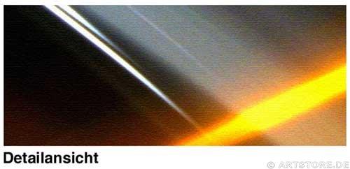 Wandbild Jack Dyrell CROSSING LIGHTS Detailausschnitt