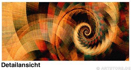 Wandbild Jack Dyrell BENEDICTION Detailausschnitt