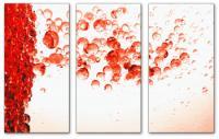 Wandbilder Jack Dyrell RED DROPS