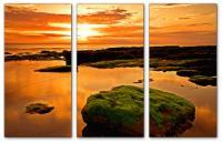 Wandbilder Jack Dyrell BEST SUNSET
