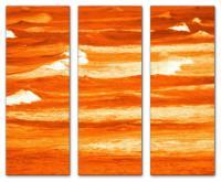 Wandbilder Jack Dyrell TERRAKOTTA WAVES
