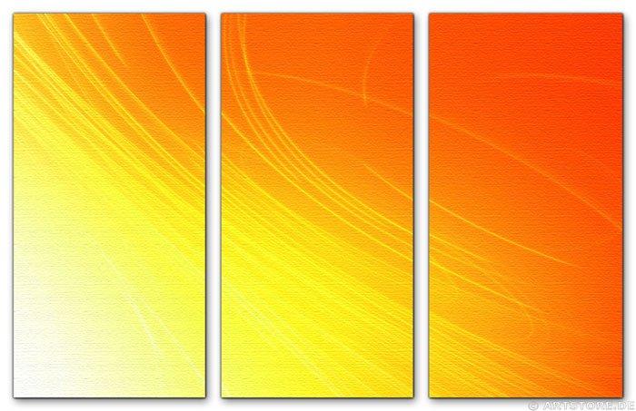 Wandbild Jack Dyrell LIGHT RAYS