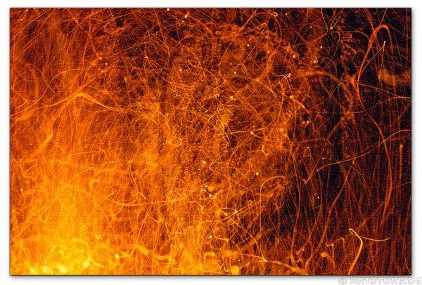 Wandbild Jack Dyrell HOT IMPRESSION