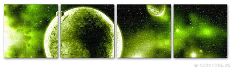 Wandbild Jack Dyrell PANORAMIC UNIVERSE