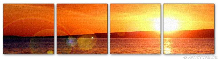 Wandbild Jack Dyrell SUN REFLECTIONS