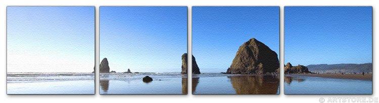Wandbild Jack Dyrell CANNON BEACH - OREGON
