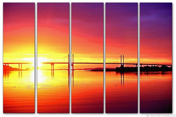 Wandbild Jack Dyrell SUN BEAM
