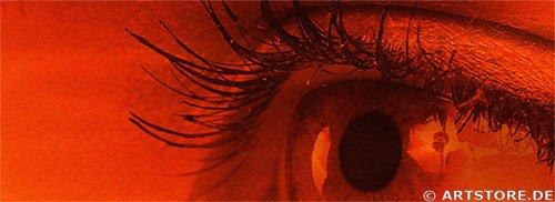 Wandbild Jack Dyrell MISSING YOU - SEHNSUCHT Detailausschnitt