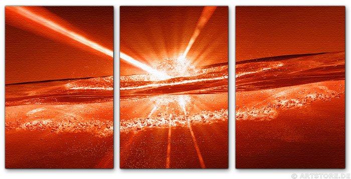 Wandbild Jack Dyrell WATER ENERGY