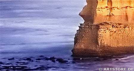 Wandbild Jack Dyrell ZWÖLF APOSTEL Detailausschnitt