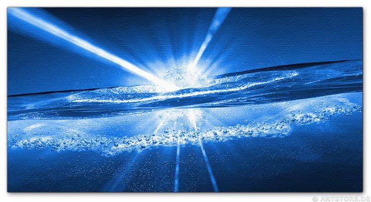 Wandbild Jack Dyrell WATER ENERGY - BIG
