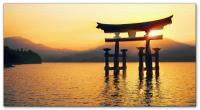 Wandbilder Jack Dyrell TORI JAPAN - BIG GOLD