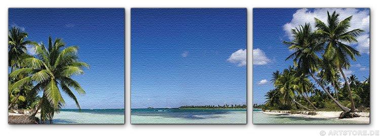 Wandbild Jack Dyrell DREAM BEACH