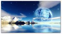 Wandbilder Jack Dyrell BLUE REFLECTIONS