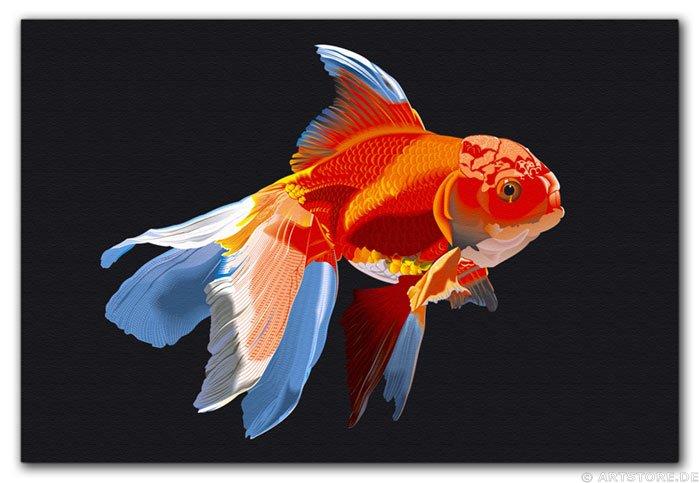 Wandbild Jack Dyrell BEAUTY FISH