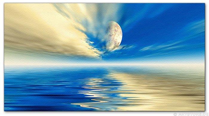 Wandbild Jack Dyrell DARK BLUE