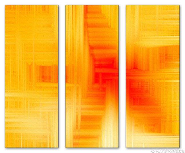 Wandbild Jack Dyrell CROSSING LINES