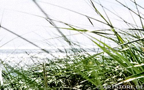 Wandbild Jack Dyrell SONNE AM STRAND Detailausschnitt