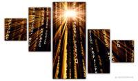 Wandbilder Jack Dyrell POWER MATRIX EDITION B