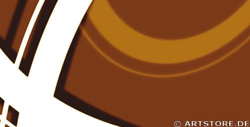 wandbilder jack dyrell retro style braun edition kunstdrucke leinwand keilrahmen. Black Bedroom Furniture Sets. Home Design Ideas