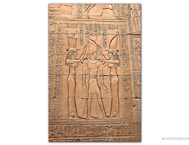 Wandbild Jack Dyrell EGYPT GOLD