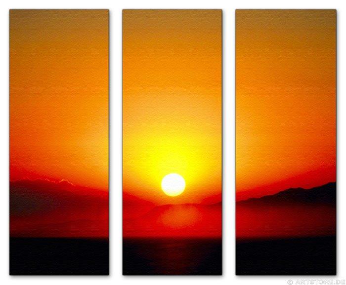 Wandbild Jack Dyrell SUNRISE No.1