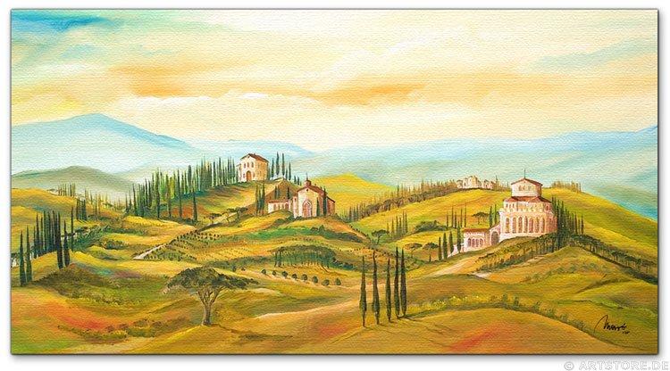 Wandbild Mia Morro ITALIEN VIEW